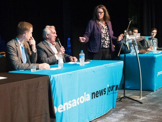 PNJ Mayoral Debate