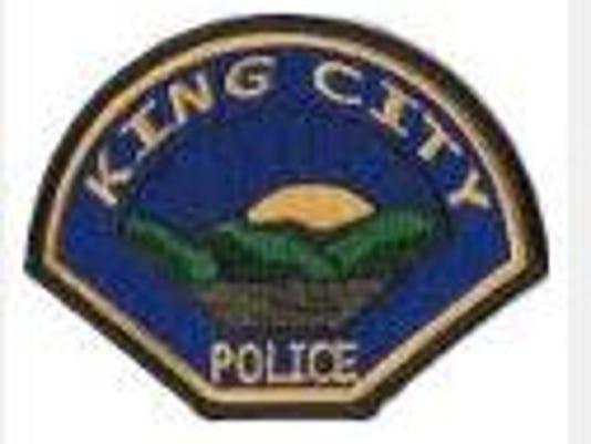 King City police badge.JPG