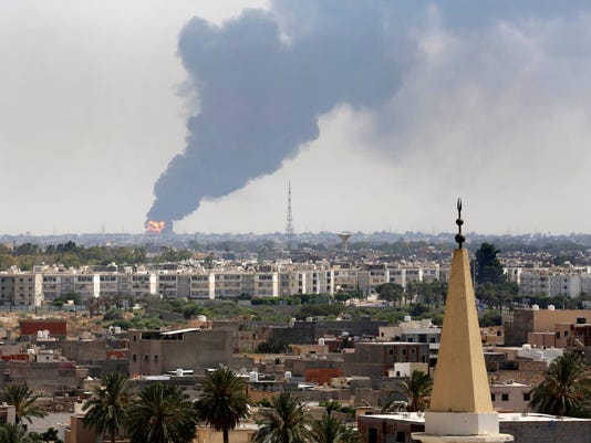 AP Mideast Libya Failed State