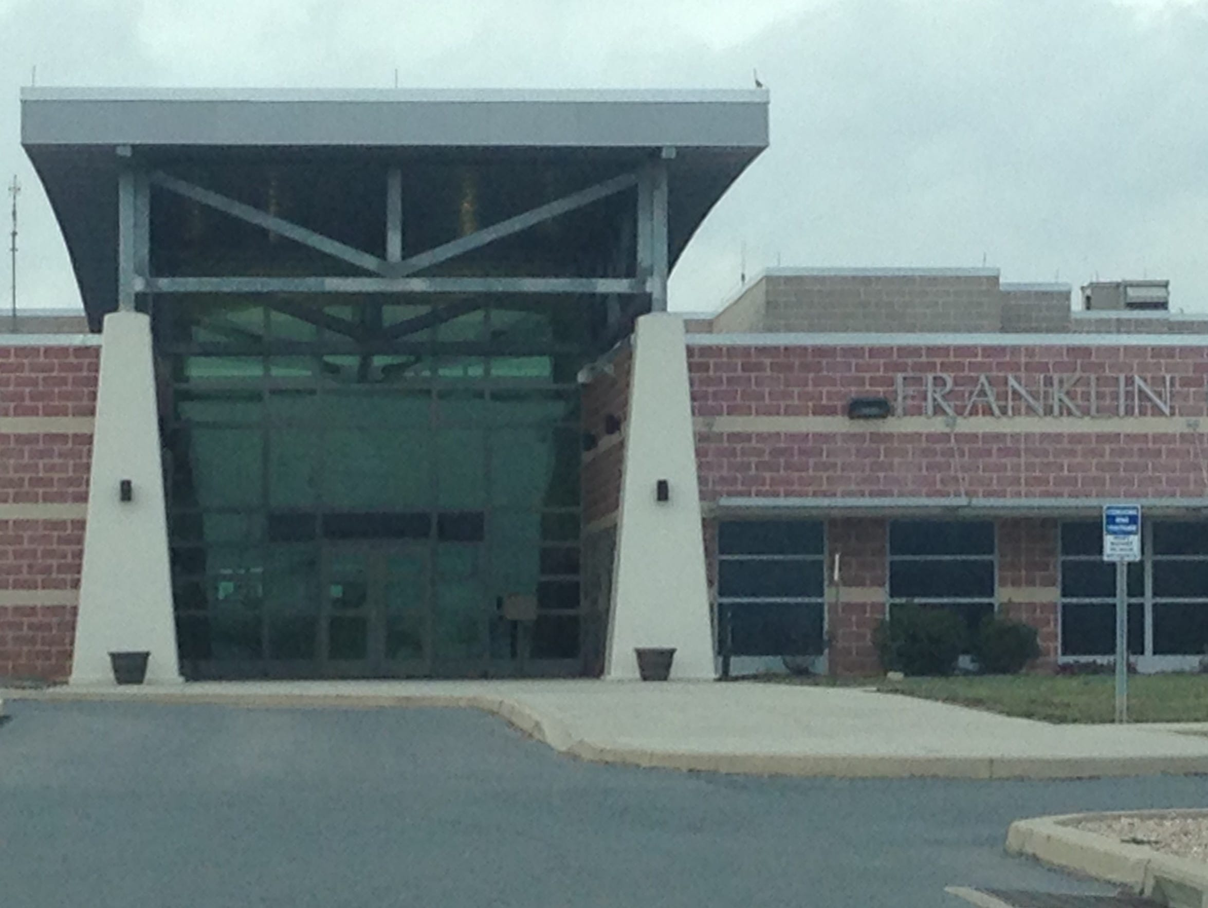 The Franklin County Jail on Opportunity Avenue opened