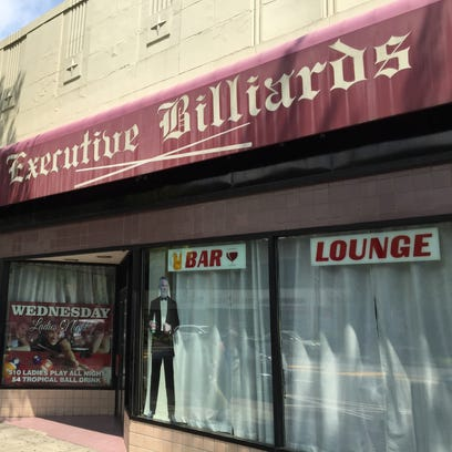 Executive Billiards in White Plains on July 27, 2015