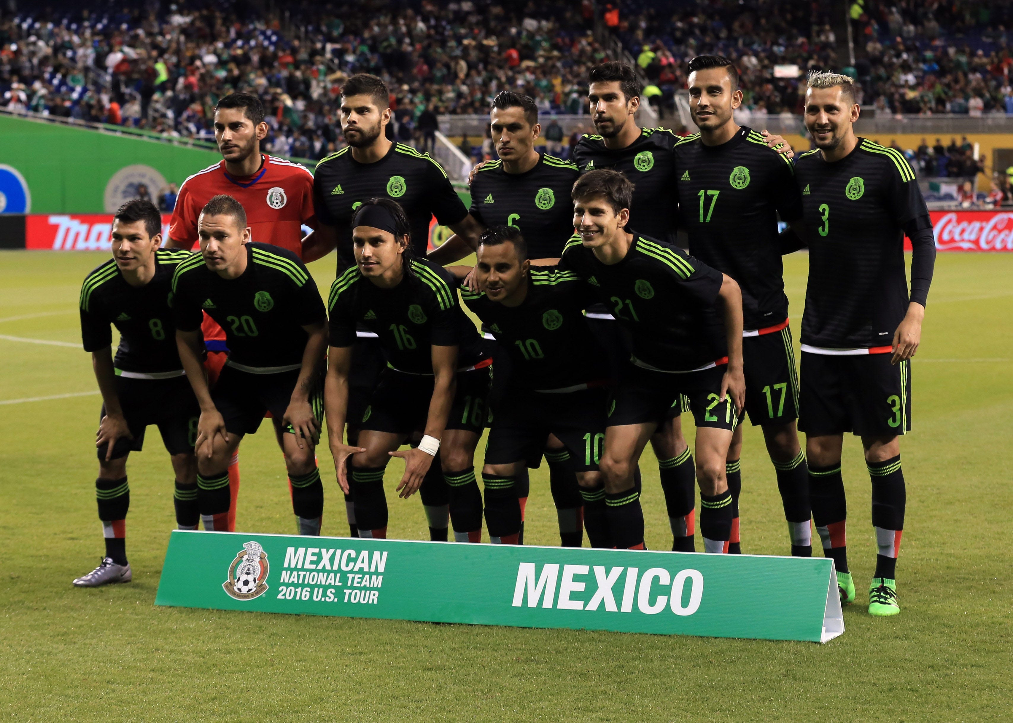 Mexico Soccer Team: 2016 Schedule And Players To Watch In The Year ...