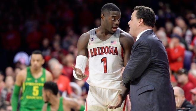 Where could Arizona Wildcats' Rawle Alkins go in the NBA draft?