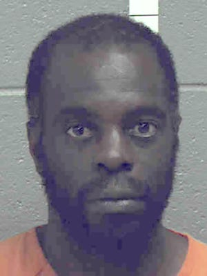43-year-old James C. Johnson is charged with breaking and entering with intent to assault, Waynesboro police said.