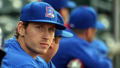 The Arizona Diamondbacks cut pitcher Markus Solbach in the spring. But after he went 6-2 for the Boulders, Arizona purchased his contract from Rockland.