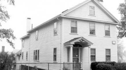 Samuel Wyatt House at 7 Church St. is part of the National Historic Register.