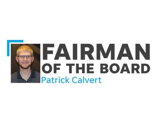 Patrick Calvert covers local fairs and festivals