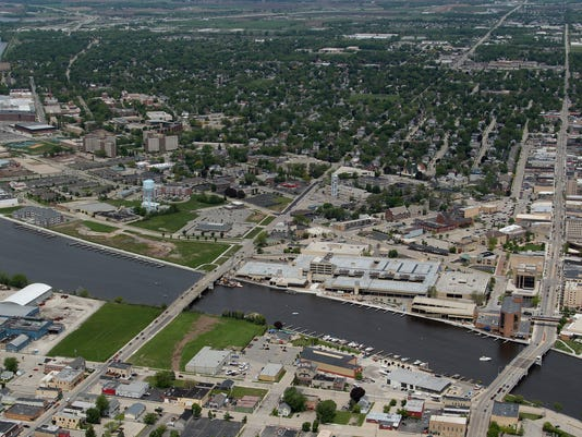 Downtown Oshkosh 2