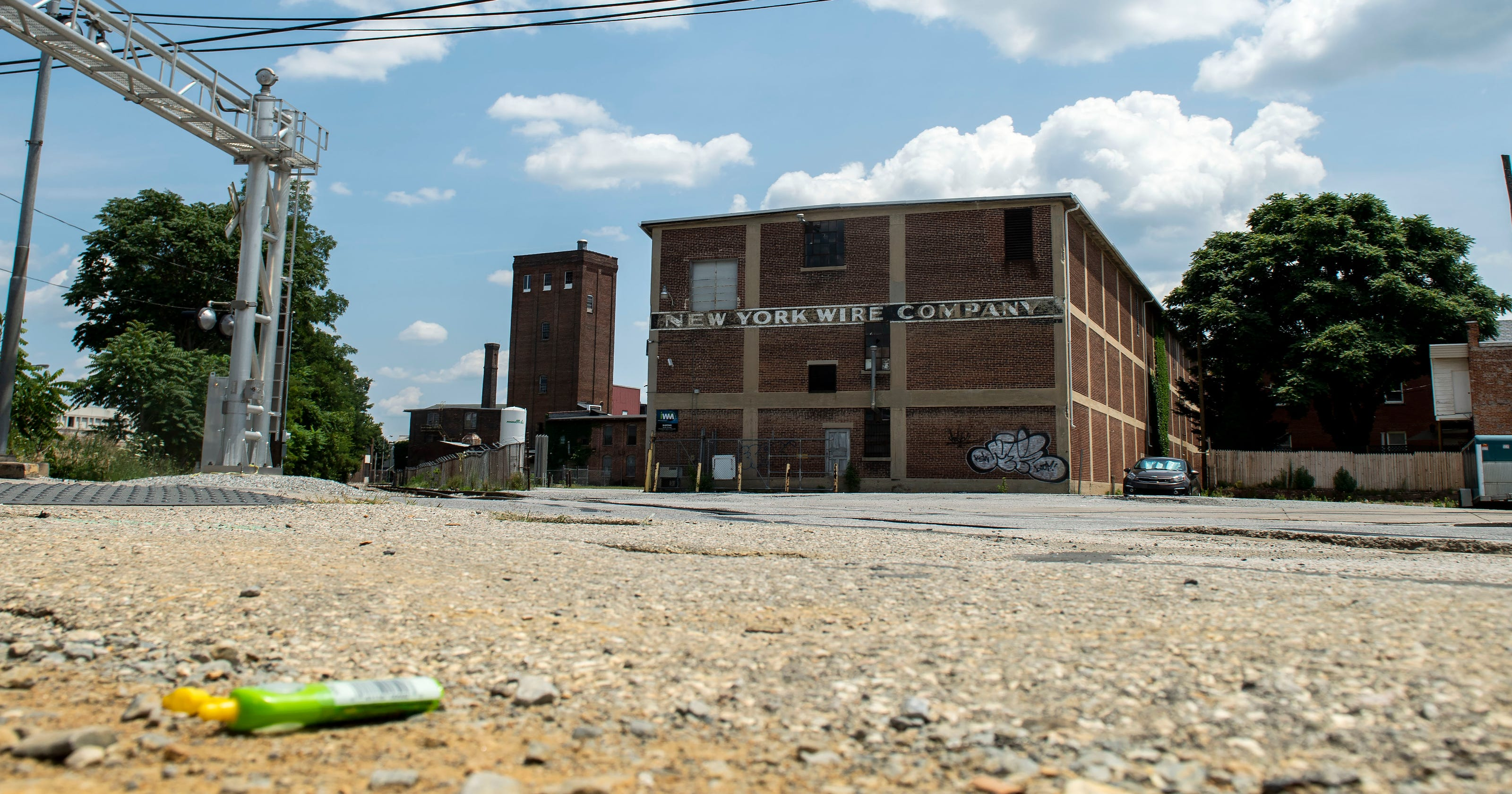 Homeless center in York might spring up at New York Wire Co.
