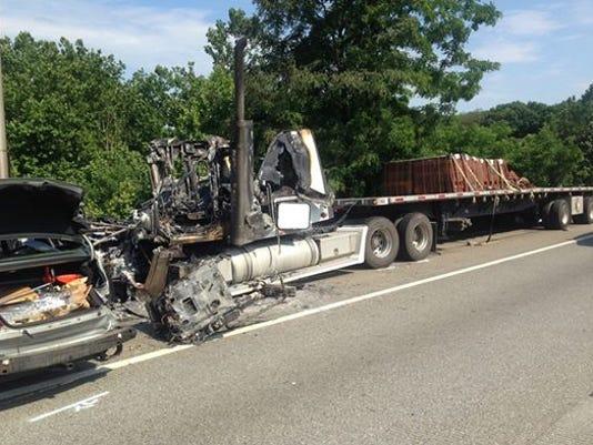 Fatal New Jersey crash on I-287