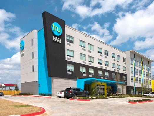Hilton Debuts Its Tru Brand in Oklahoma City