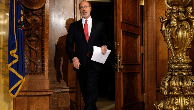 Pennsylvania Gov. Tom Wolf will soon propose a 2016-17 state budget, even while the current budget remains in limbo.