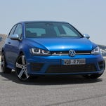 The 2015 Volkswagen Golf is one of the cars in the settlement.