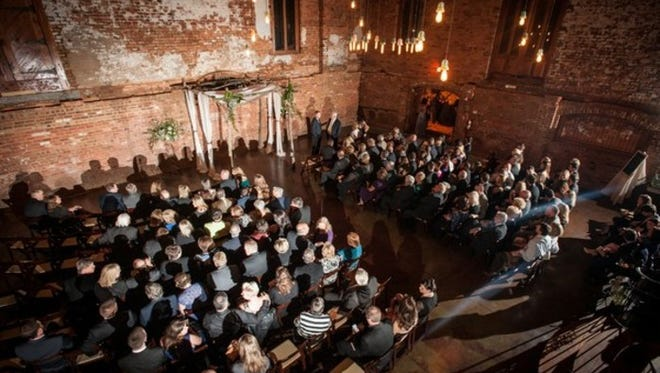 The Old Cigar Warehouse was named one of the top 20 loft/warehouse venues in the country by WeddingWire.