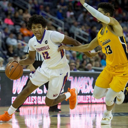 UE's Dru Smith named Missouri Valley Conference Player of the Week