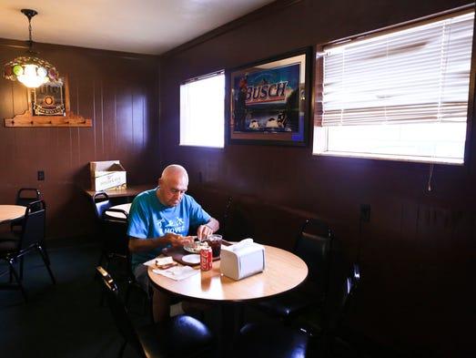 Cafe  New Albany Indiana