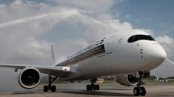 Singapore Airlines was named the favorite global airline