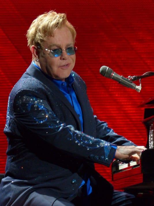Elton John 1