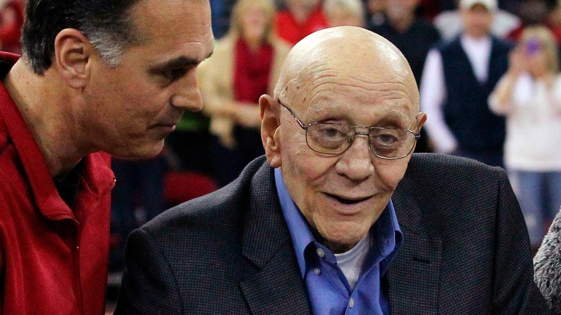 Jerry Tarkanian's legacy defined by fighting spirit