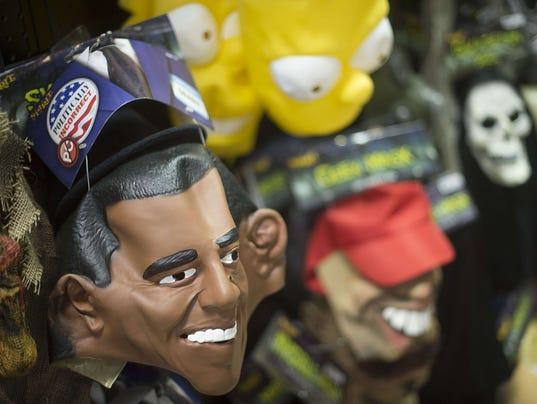 «Барак Обама» и «Анонимус» совершили налёт на магазин «Курочка ряба»