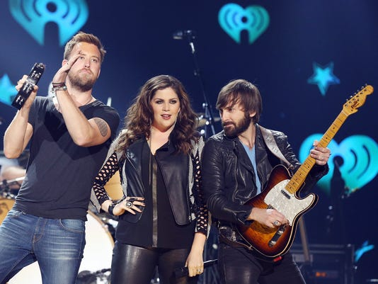 Lady Antebellum at iHeartRadio Country