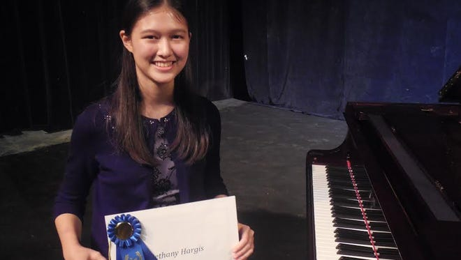 "2014 winner of Brevard's Got Music Talent, Bethany Hargis, will play the piano during ""Music on the Hill"" on January 31.  The Suntree concert will feature three young prodigies and is sponsored by the Creative Arts Foundation of Brevard."