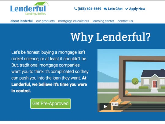 Lenderful is a new online mortgage company that is