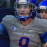 Former Boise State quarterback Grant Hedrick has signed to play for the B.C. Lions.