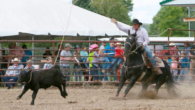 Veteran roper Chad Johnson of Cut Bank will be competing in Great Falls this weekend at the Montana Pro Rodeo Circuit Finals.