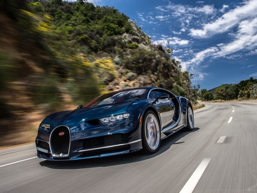 Review Bugatti S Chiron Supercar Is 3m Of Hold On