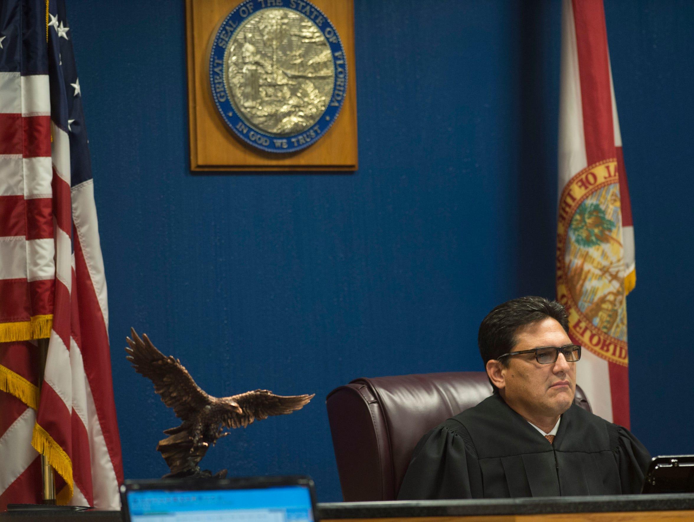 Judge Lawrence Mirman (FILE)