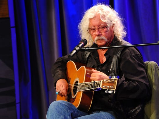 Arlo Guthrie will perform on May 1 at Old National Centre.