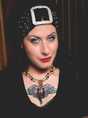 Davina and the Vagabonds play at 7:30 p.m. Jan. 11