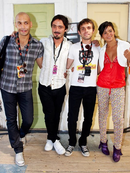 Colombian electro-Latin band Bomba Estereo performs Sept.4 at _Cargo Live._.jpg