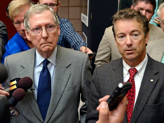 McConnell and Paul