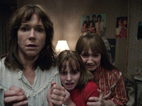 "In ""The Conjuring 2,"" something is frightening (from"
