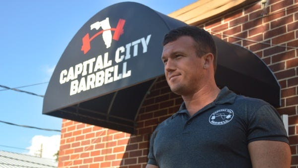 Josh Chamblin started Capital City Barbell to bring a simple, yet effective approach to weightlifting.