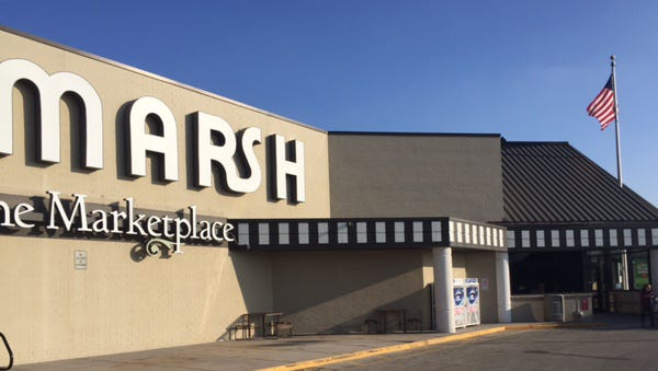 The Marsh Supermarket at 1440 East 82nd St., shown here in 2015, will close April 8.