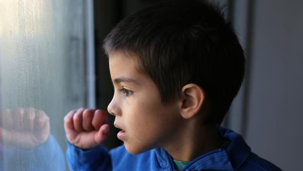 Jared Camacho, 7, has been diagnosed with autism, developmental delay and impulse control disorder. He has severe speech delays as well. Jared does not have any fear or understand what danger means, and doesn't answer questions.  He escaped from his home multiple times, so his family needs a fence.