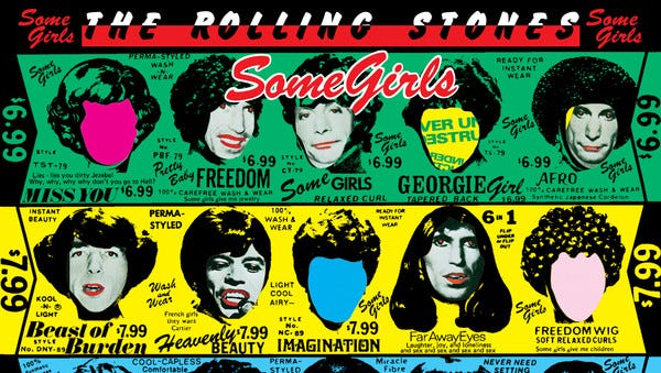 """""""Some Girls"""" by the Rolling Stones"""
