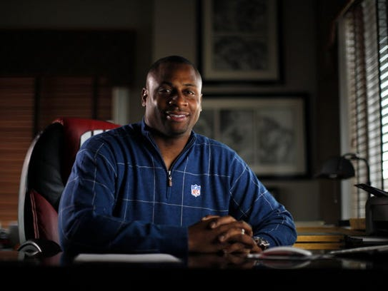 Troy Vincent, the NFL's vice president of football