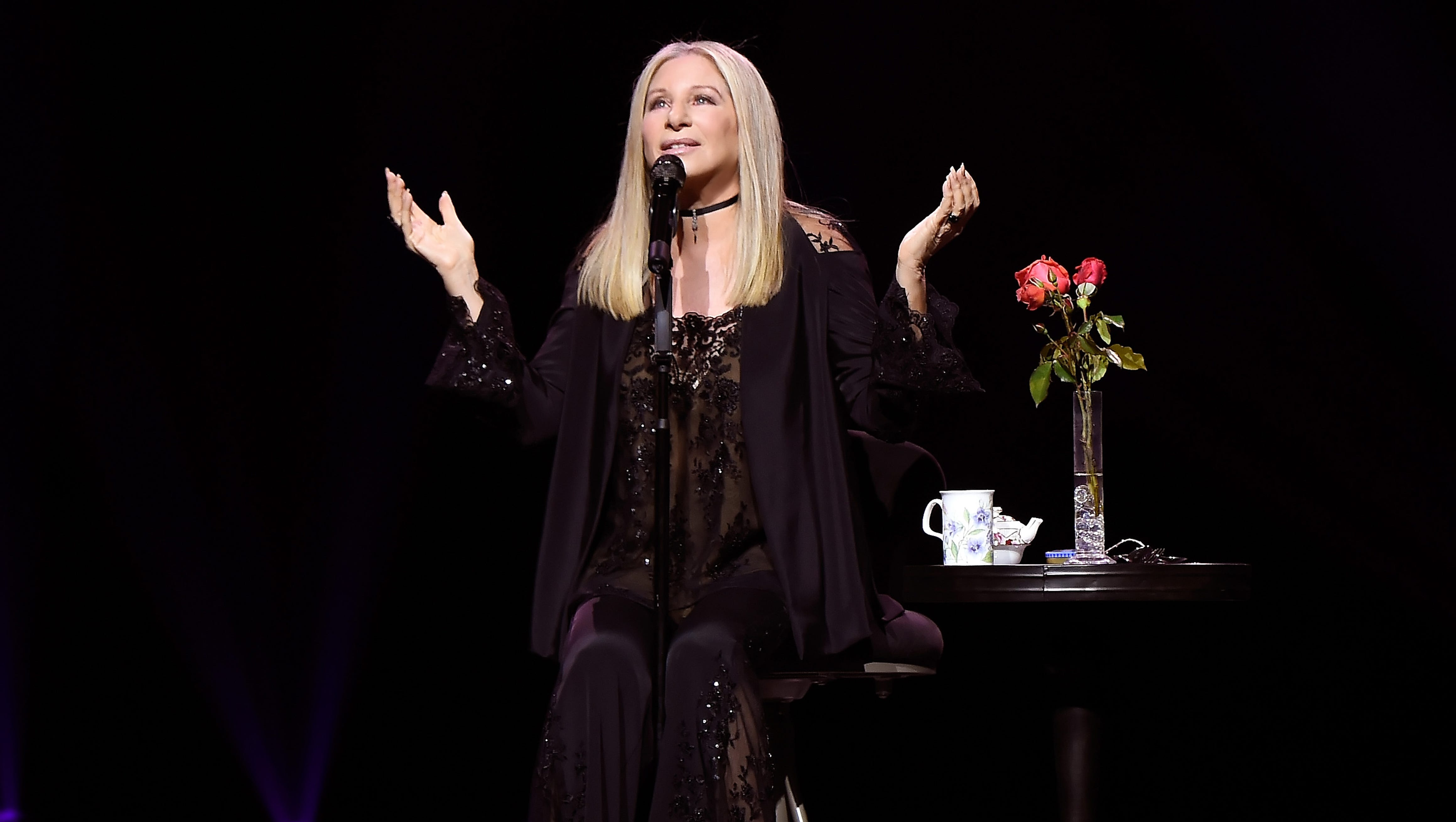 Barbra Streisand On Trump Her Career And New Netflix Special