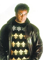 Johnny Mathis in a promotional photo from the '90s.