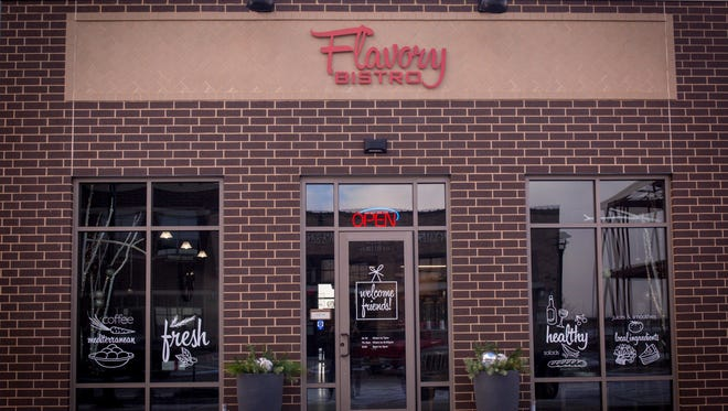 Flavory Bistro for Datebook Diner review photographed Thursday Jan 5, 2017, in Ankeny.