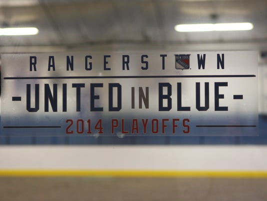 Sport-O-Rama readies for Rangers Stanley Cup