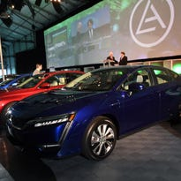LA Show: Honda Clarity wins Green prize