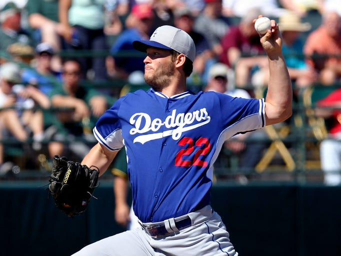 Highest-paid players in 2014 (in reverse order): T-23: SP Clayton Kershaw, Dodgers: $19,000,000