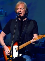 Justin Hayward, voice of The Moody Blues, is ready