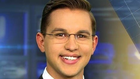 Chris Swaim is weekend morning meteorologist at WISN-TV (Channel 12).