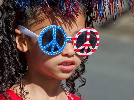 Jayla Brent-Cruz, Lebanon puts on a patriotic face